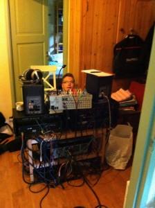 René, Cabin Fever sessies 2012